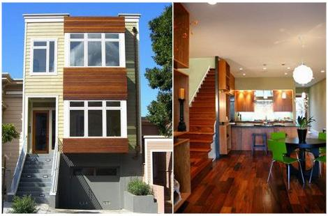The Greenest Home in San Francisco - The Clipper House