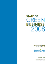 State of Green Business 2008