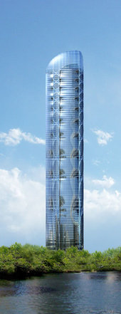 Clean Technology Tower