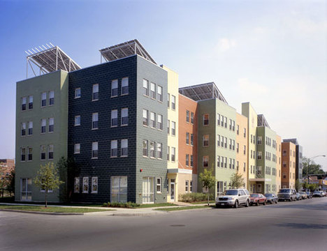 low income housing projects
