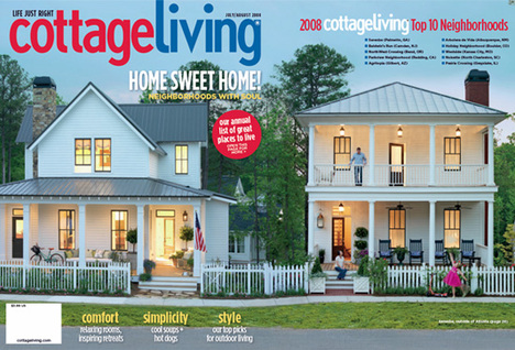 Cottage Living Cover