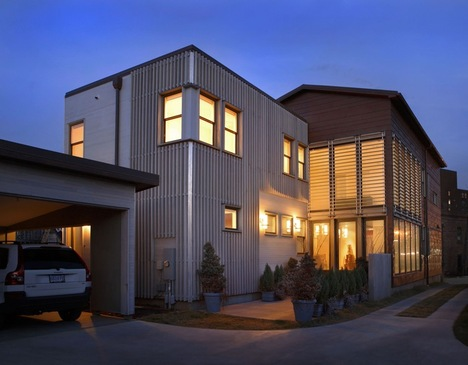 Resonance House Back