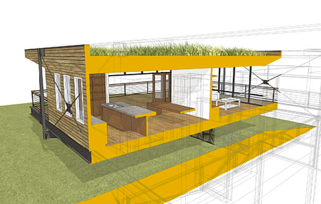 Green Home Design on Wilgus Green Home Concept Honored