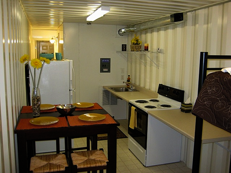 picture 4 Shipping Container Home Photos