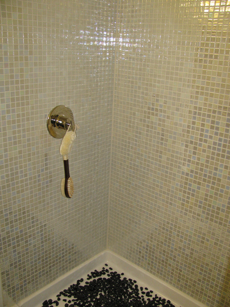 Pebbleshower