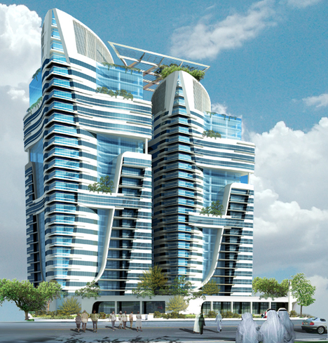 Eco Towers Building 2