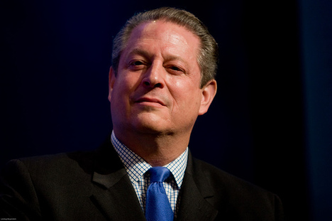 Five-Part Plan to Repower America - Al Gore