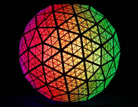 Times Square LED Ball