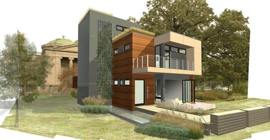 When size matters small is smart architecture meets life Michelle kaufmann designs blu homes