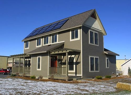 Jetson Green Turn Key Solar Village Home Designs