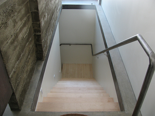 Interior-stairs