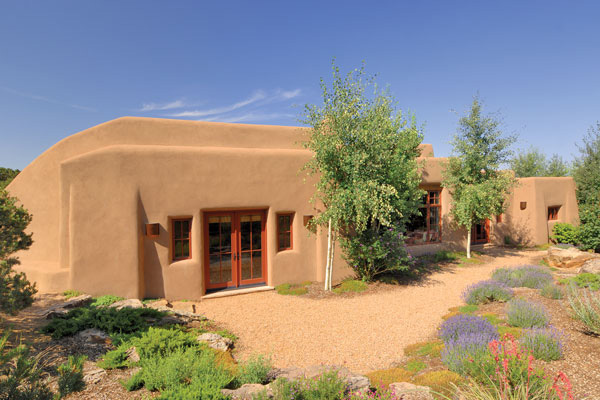 Jetson green santa fe sustainability with solar for Ecological home designs