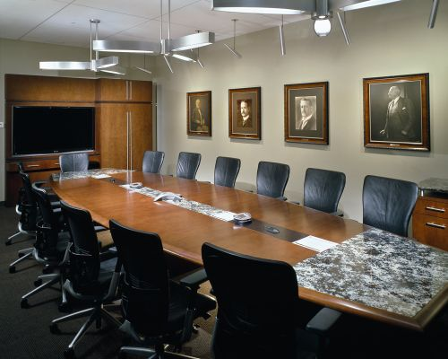 Randall Perry - Board Room
