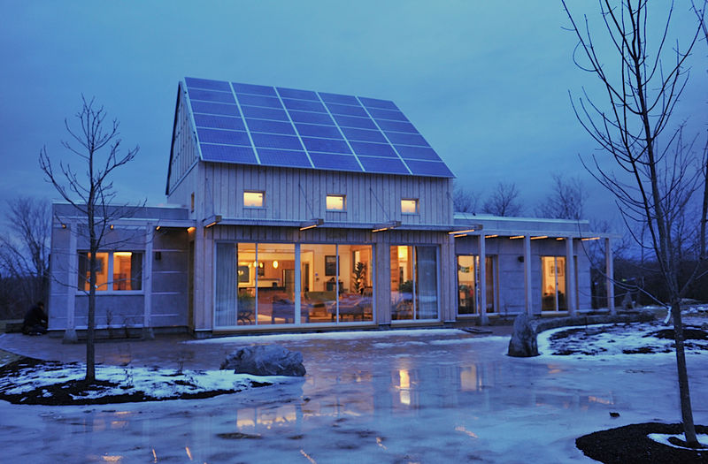 Jetson Green Unity House Takes Leed Platinum