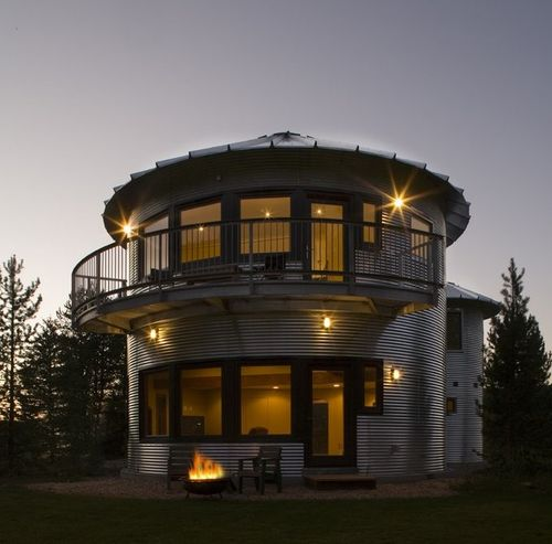 Utah Home Design Architects: 62 Innovative Green Homes Of 2009