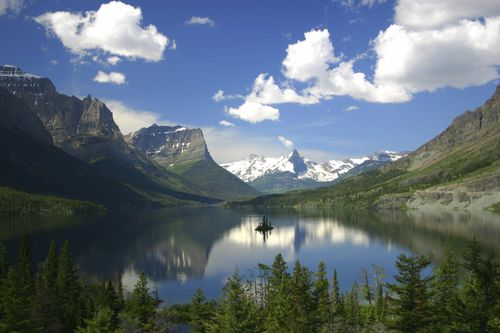 Lake-st-mary-glacier-national-park