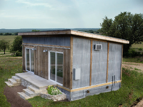Reclaimed-space-prefab