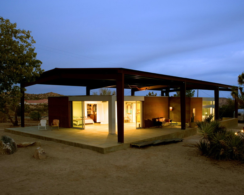 The Ultimate Modern Desert House