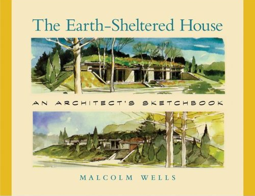 Earth-sheltered-house
