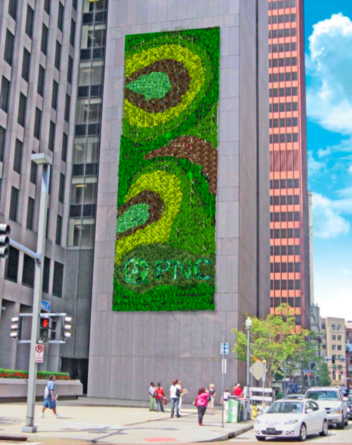 Pnc-green-wall