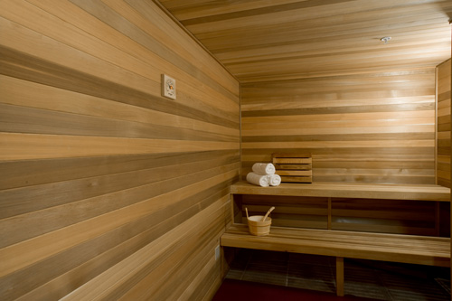 Ladies-sauna
