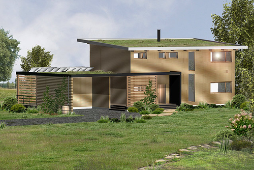 Passive-marken-green-roof