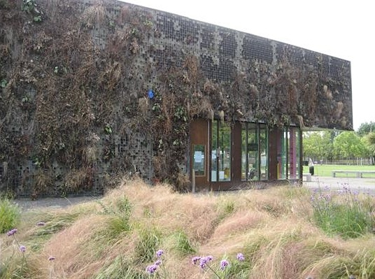 Jetson Green - Learning from a Dead Living Wall