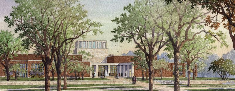 Jetson Green Smu Bush Library Goes For Platinum