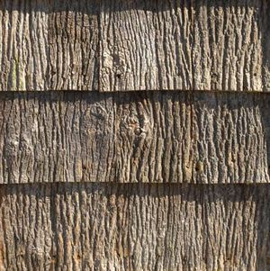 Bark-shingle-exterior