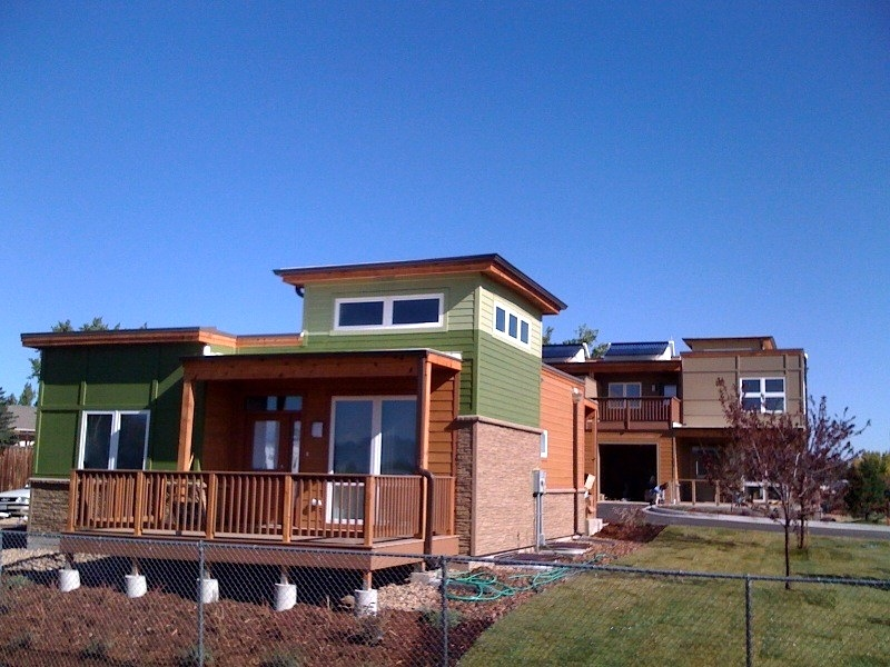 Jetson Green Net Zero Energy Paradigm Homes