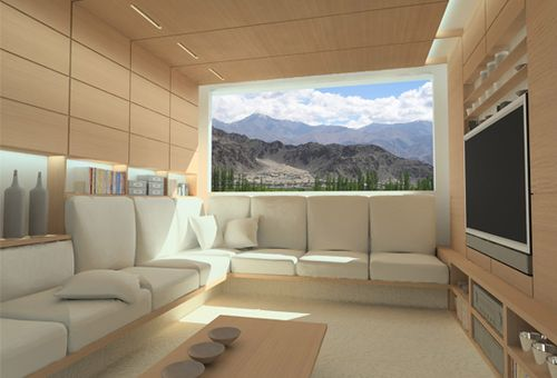Zerohouse-living-room