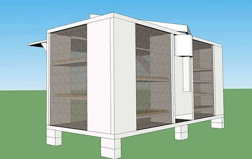 Core-house-haiti-flat-pack-prefab-back