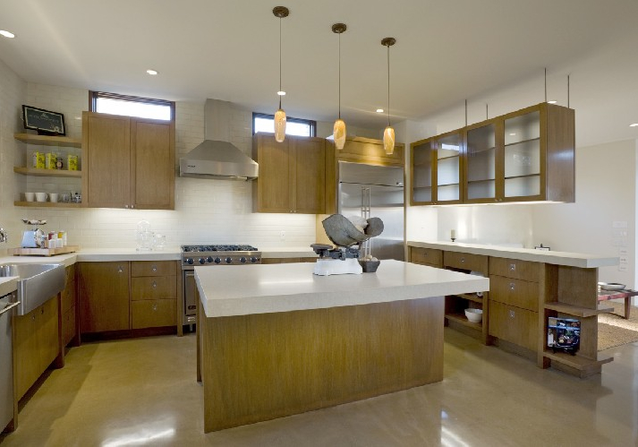 Jetson green luxury leed platinum on preston way for Prefab kitchens prestons
