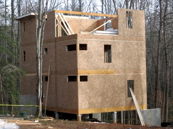 Jetson green efficient sips green house in virginia for Sips home