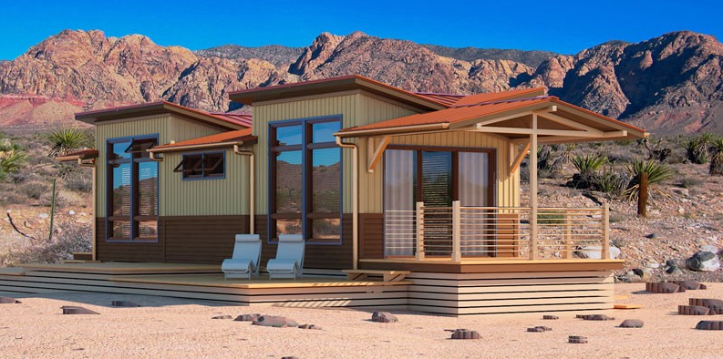 Jetson green a small osprey eco cottage has landed for Eco cottage plans