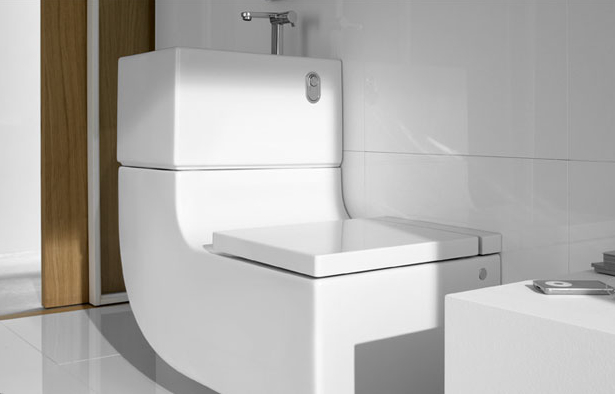 Roca w w2. Jetson Green   Waste Not with a Combo Sink Toilet