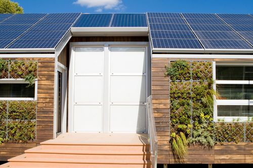 Olar-house-solar-green-wall