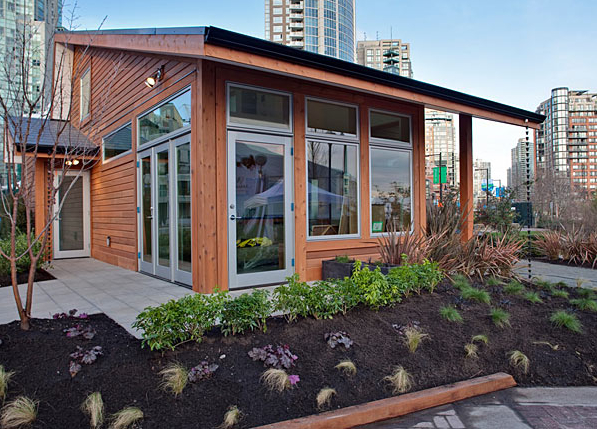 Jetson green green efficient and small west house for Efficient homes