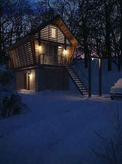 The-crib-exterior-night-right