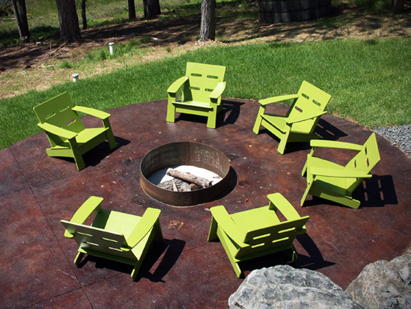 Jetson Green Eco Modern Outdoor Furniture On Sale - Backyard furniture sale
