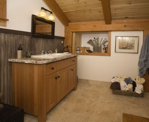Solar-timber-frame-davis-oregon-bathroom