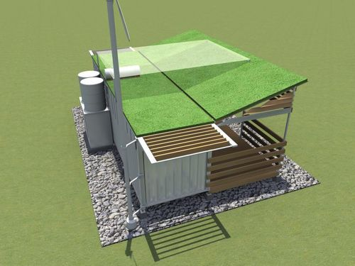 Rural-container-housing-solution