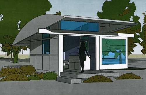 Housing-for-homeless-dyson-rendering-side