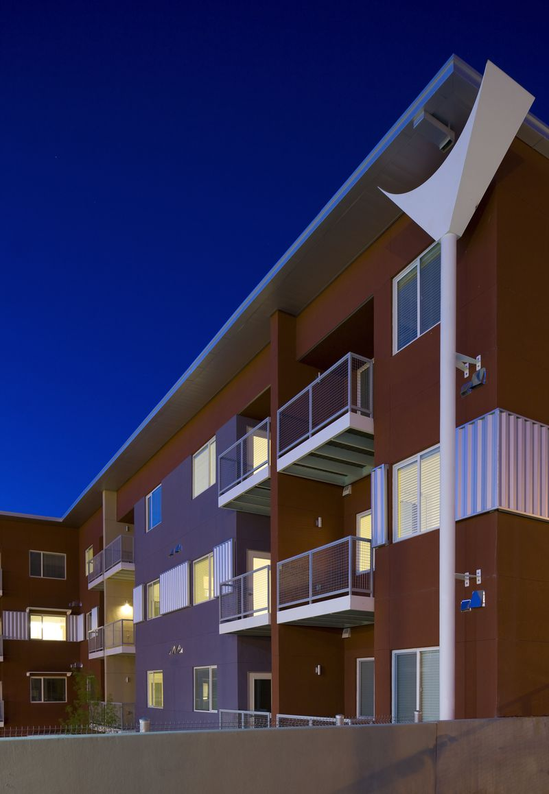 Jetson Green Affordable Housing Meets Leed Platinum