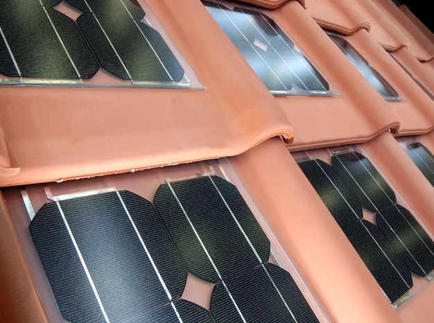 Jetson Green Roof Integrated Solar With Ceramic Tiles