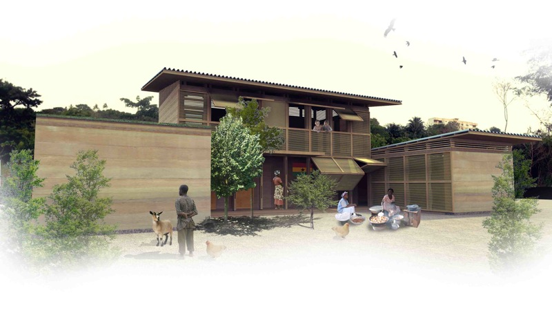 Open Source Eco House Plans