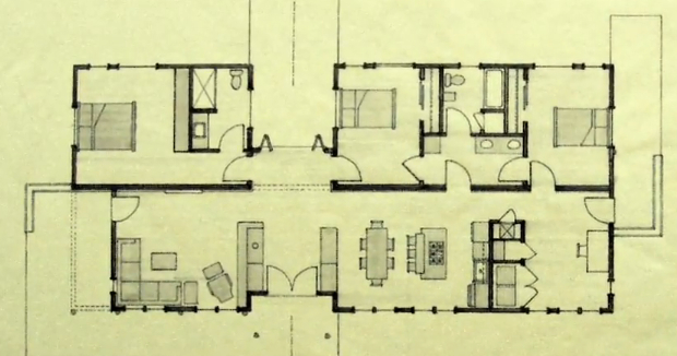 Mobile Home Floor Plan Norris by Clayton Floor Plans