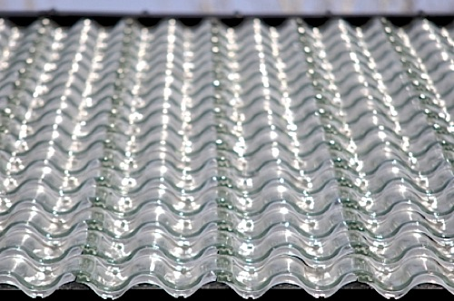 Jetson Green Glass Tile Roof Solar By Soltech Energy