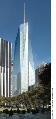 One Bryant Park Rendering