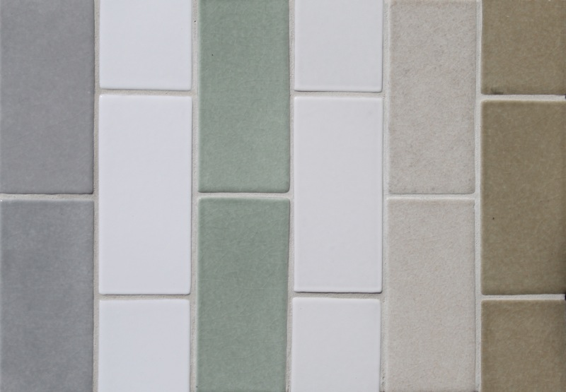 Fireclay Tile Express Series Colors